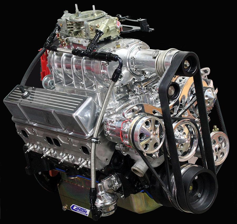 Blown Hi Torque E85 Chevy Small Block Hot Rod Engine Tech